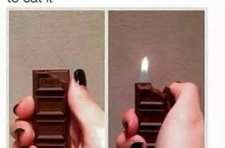 Chocolate Lighter Funny Weed Memes