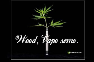 Weed Vape Some Marijuana Quotes