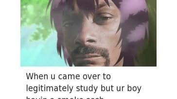 snoop dogg smoke sesh weedmemes 364x205 snoop dogg how high are you? funny stoner weed memes weed memes
