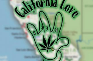 California Love Weed West Side Hand Sign – Weed Memes