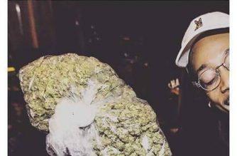 Wiz Khalifa Christmas Wish for Weed Marijuana Memes