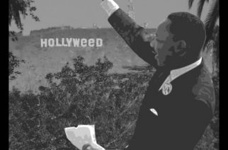 Hollyweed Sign Pic California Weed Free At Last MLK Quote – Weed Memes