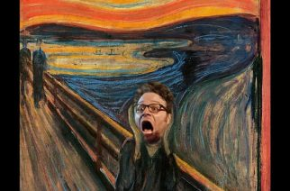 Seth Rogen The Scream Drop The Blunt Humor – Weed Memes