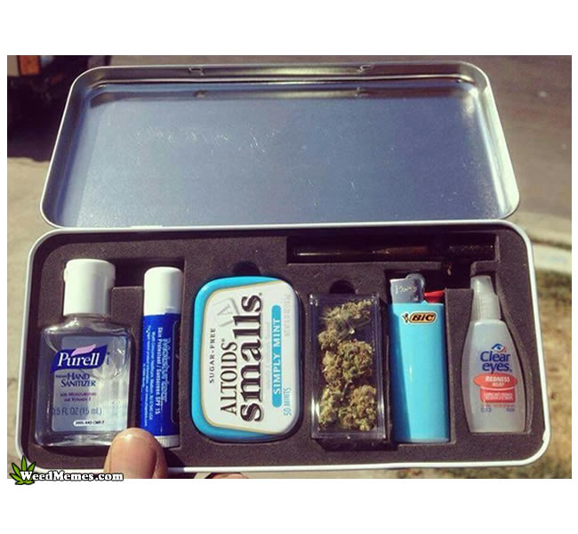 #2 Stoner Gift Idea – Stoner Emergency Kit
