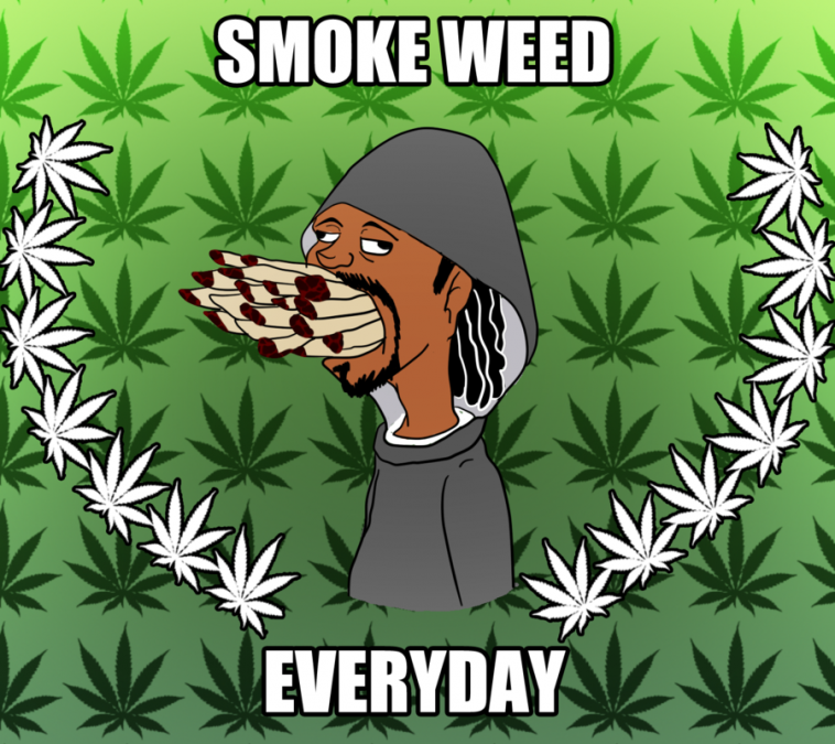 Smoke Weed Everyday Weed Memes